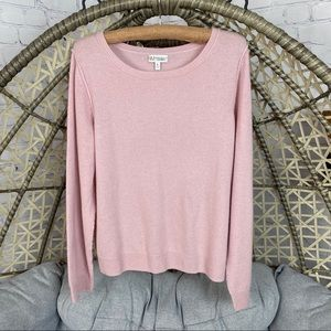 Neiman Marcus 100% Cashmere Sweaters - Pink
